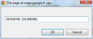 Google地图和百度地图的坐标相关操作
